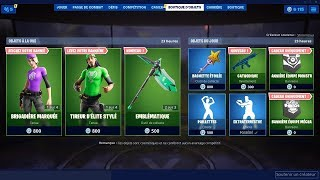 FORTNITE [ NEW SKINS TO BANNIÈRE - PIOCHE - PLANOR / ITEM FREE ] 18-07-2019