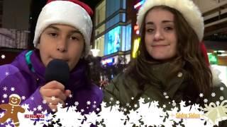 Julhälsningar från Huddinge (Huddinge centrum)