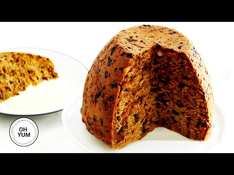 INCREDIBLE Grand Plum Pudding Recipe! | The Perfect Thanksgiving