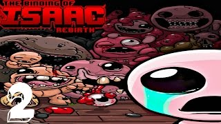 BOMBERMAN -- The Binding of Isaac: Rebirth (Part 2)