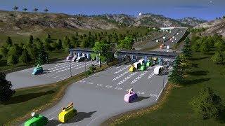 Bramki płatnicze - Cities: Skylines S07E63