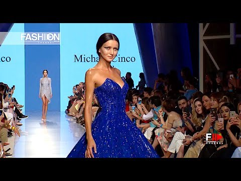 MICHAEL CINCO 4th Arab Fashion Week Ready Couture & Resort 2018 - Fashion Channel