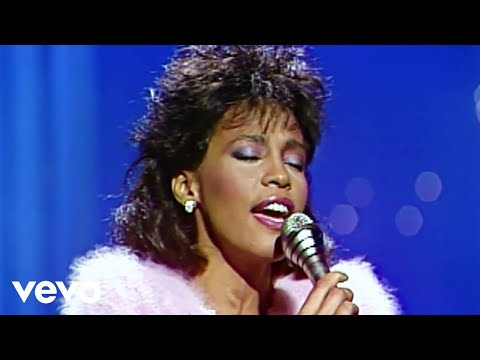 Video - Whitney Houston - You Give Good Love (Live from The Tonight Show Starring Johnny Carson)