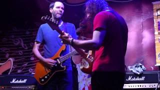 Paul Gilbert (MR. BIG) & Rafael Bittencourt (ANGRA) Jamming PART 2 - Belo Horizonte