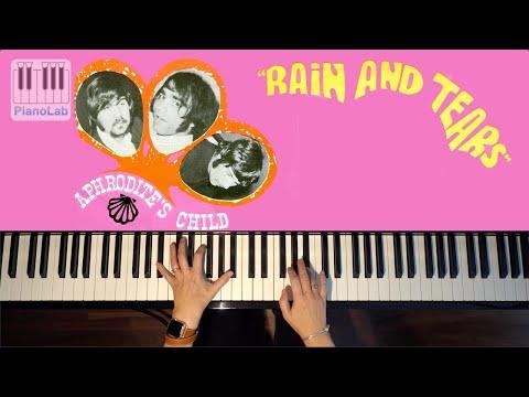 Rain and tears  Demis Roussos HD - piano cover