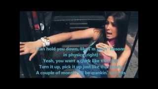 """Fancy"" by Iggy Azalea, cover by CIMORELLI (LYRICS ON SCREEN)"