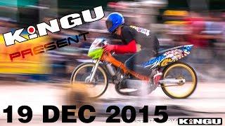 KINGU present Dragbike Thailand : Toodtu Motorshop Veloil Dragbike (19 DEC 2558)