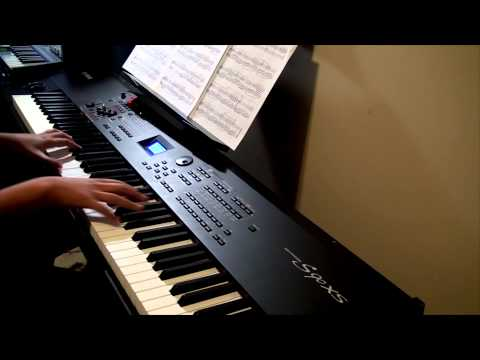 Wrecking Ball - Miley Cyrus (Piano Cover) by aldy32