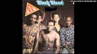 Black Blood  -  Marie Therese