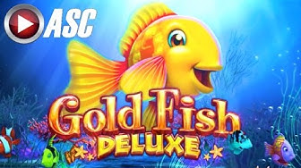 ★NEW SLOT★ EXCEPTIONAL WIN! GOLD FISH DELUXE | WMS - Slot Machine Bonus