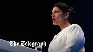 video: Priti Patel launches inquiry into how 'monster' Wayne Couzens was able to work as police officer