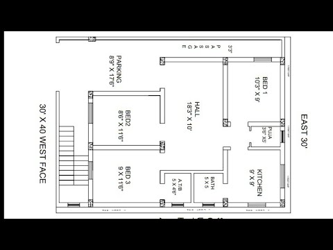 Image Result For Autocad House Plan
