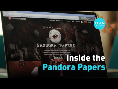 What are the Pandora Papers?
