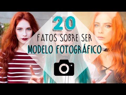 20 Fatos Sobre Ser MODELO FOTOGRÁFICO - KARINA MIGNONI