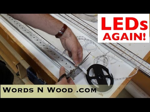 Hacking led strip lights again last time promise wnw 59 youtube mozeypictures Choice Image