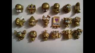 THE BIG AND BIGGEST MOSHI MONSTER COLLECTION IN THE WORLD EVER UPDATED PART 2