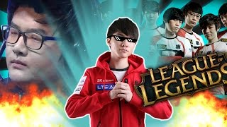 how 2 be the best at league of legends