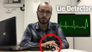 Time Traveler Who Went to 8973 LIE DETECTOR Test