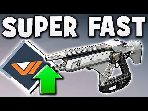 Destiny - LEVEL UP VANGUARD SUPER FAST !!!