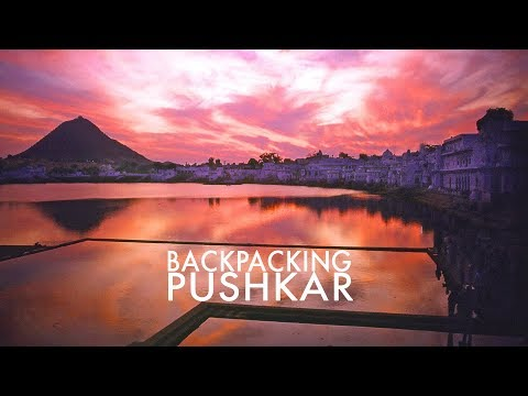 Backpacking at Pushkar with Zostel : Backpackers' Hostel