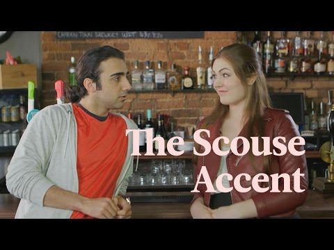 School Of British Accents – SCOUSE