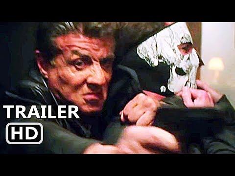 ESCAPE PLAN 2 Official Trailer (2018) Sylvester Stallone, Dave Bautista Action Movie HD