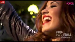 Demi Lovato - How To Love (Cover)  Live at  Z100