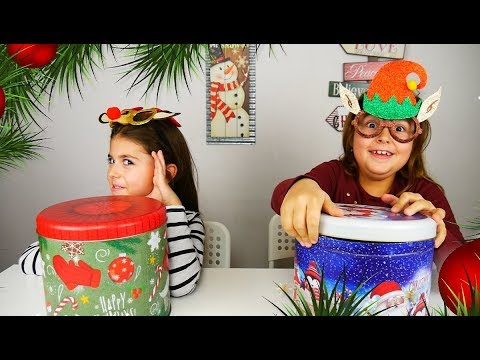 ARTEMI 🆚 ARIADNI CHRISTMAS SWITCH UP CHALLENGE !! #ARTEMISTAR