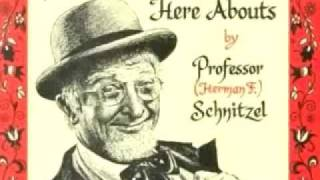 Professor Herman F. Schnitzel Pow-Wow Man Doctor David Lynch