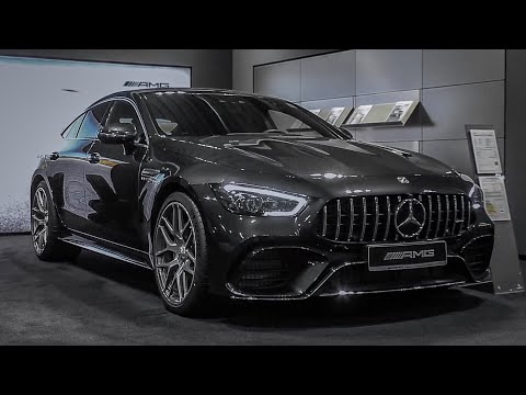2019 Mercedes-AMG GT 63 S 4MATIC+ | GT 4-Door | Exterior & Interior | V8-Biturbo | X290