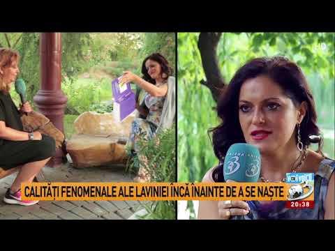 Voi cu Voicu. Lavinia Tatomir, dezvăluiri la Antena 3: Am mișcat lucruri cu puterea minții