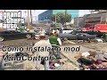 GTA V: COMO INSTALAR O MODS CONTROLE MENTAL