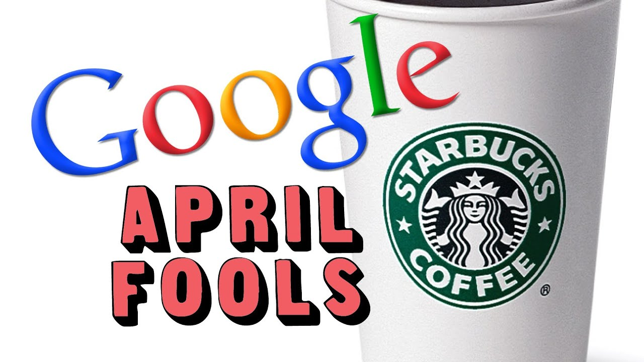 Top 5 April Fool's Day Pranks: Google Maps & Starbucks | DAILY REHASH | Ora TV