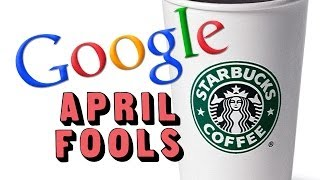 Top 5 April Fool
