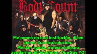 body count institutionalized subttulos espaol