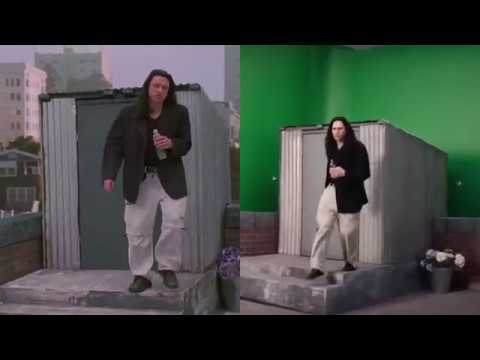 "Tommy Wiseau James Franco ""I Did Not Hit Her"" Comparison"