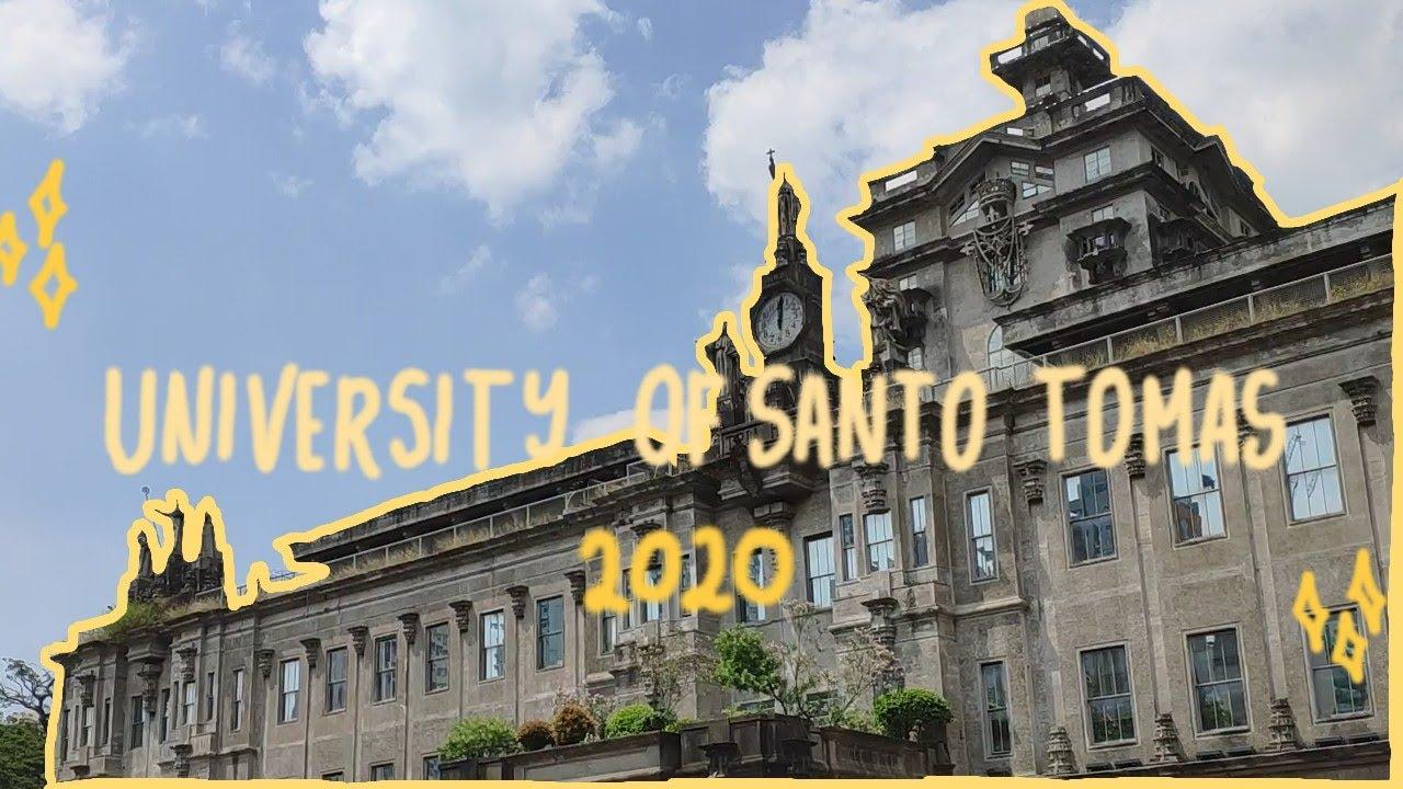 Download university of santo tomas (campus tour)