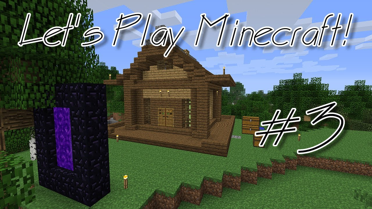 Let 39 s play minecraft parte 3 casa giapponese youtube for Casa giapponese
