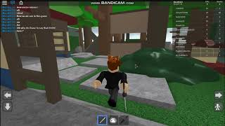 "Roblox| Playing ""Be a Parkour Ninja!""