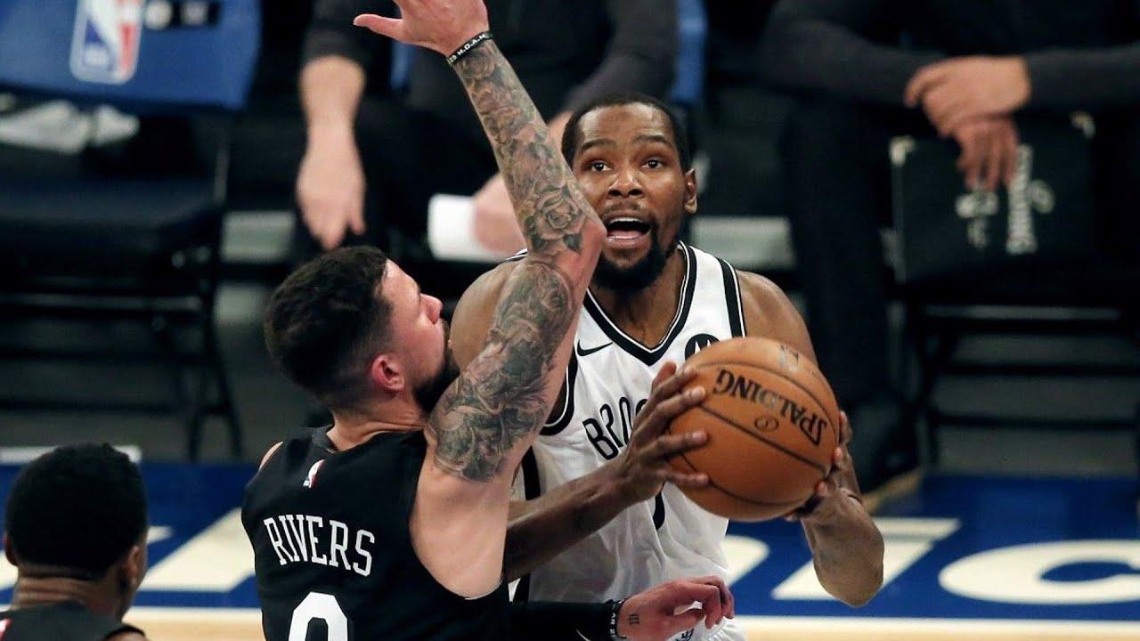 Durant Dominates Knicks Before Harden Arrives! 2020-21 NBA Season