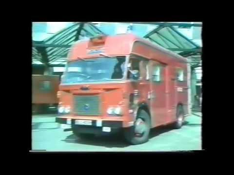 Lewisham Fire Station 1983