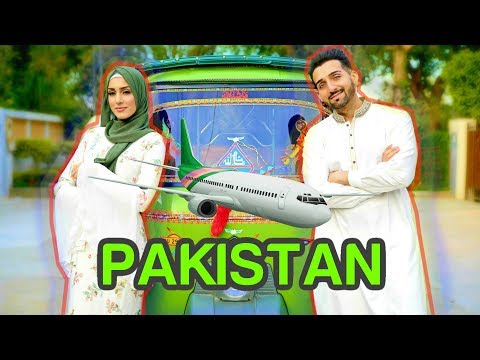 WE ARE in PAKISTAN