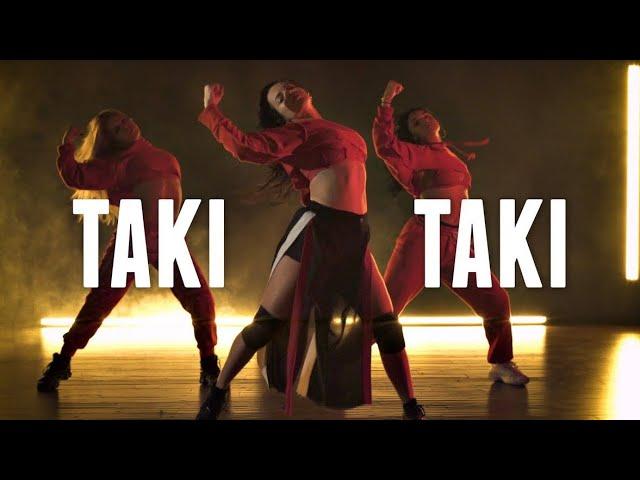 DJ Snake - Taki Taki ft. Selena Gomez, Cardi B, Ozuna - Dance Choreography by Jojo Gomez Ft. Nat Bat
