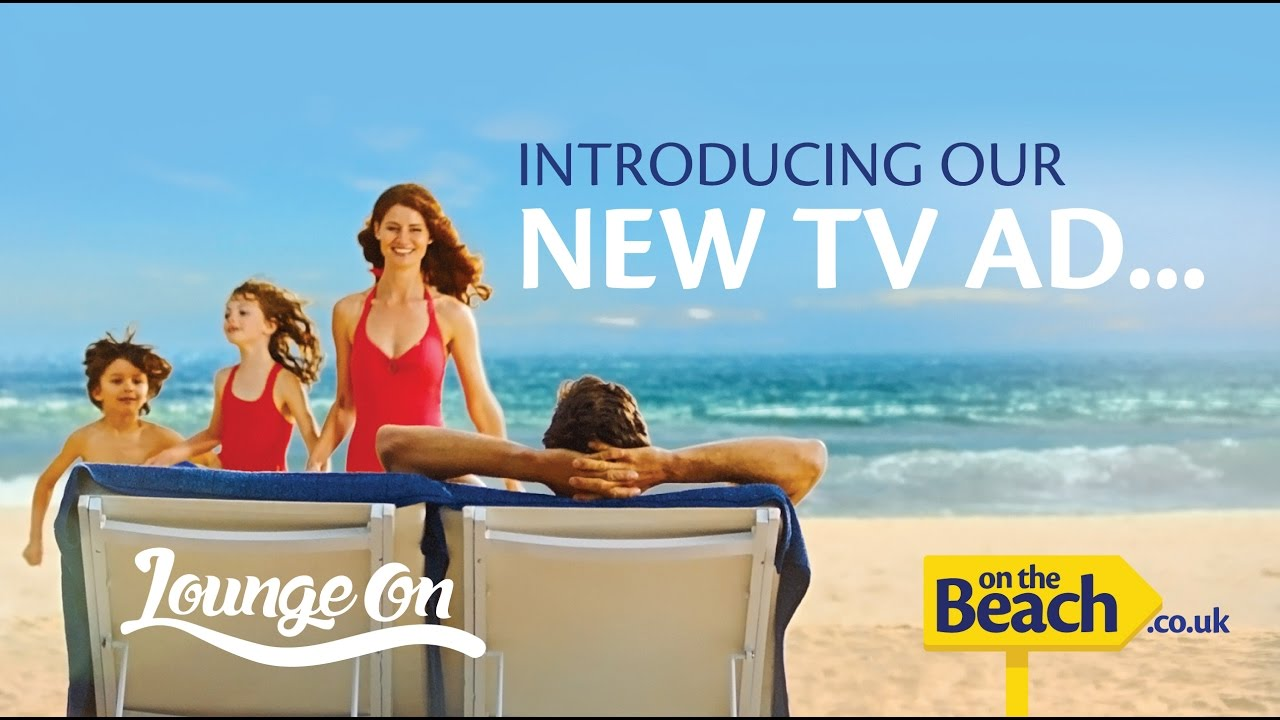 On The Beach New Tv Ad Lounge Lover