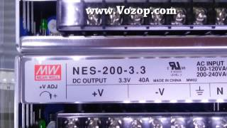 Mean Well Power Supply Transformer LED Driver Supplier Store Display