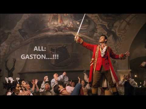 Beauty And The Beast 2017 - Gaston LYRICS