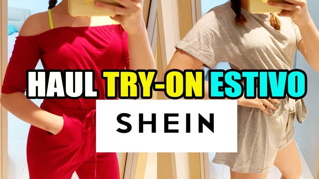 HAUL SHEIN 2020 ♡ NUOVI VESTITI PER L'ESTATE 😍 || AURY GYMNASTICS