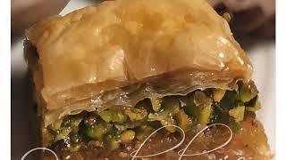 Baklava Recipe- How to Make the BEST Baklava EVER! - Pistachio Baklava