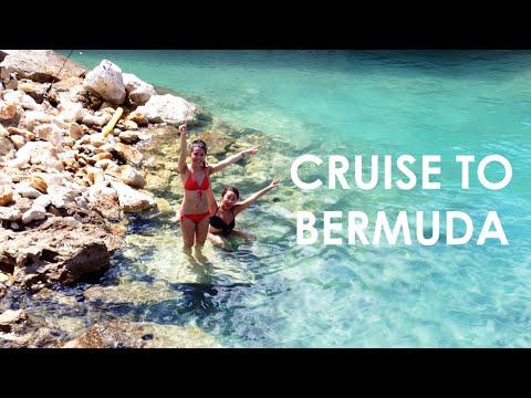 Vlog: Cruise to Bermuda!