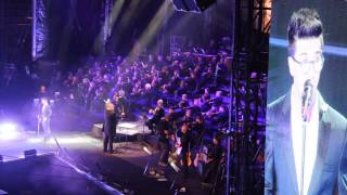 Lucevan Le Stelle - Piero Barone Solo + STANDING OVATION ( Verona 21/09/2015 )